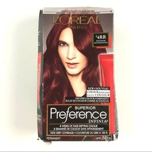 L'Oreal Superior Preference I4RR Deep Intense Red